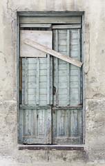 Door propped