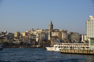 Istanbul, Turkey - city impressions, skyline, bosporus