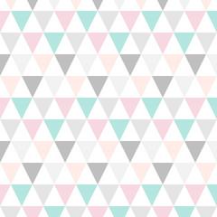 Dreieck Muster Abstrakt Pastell
