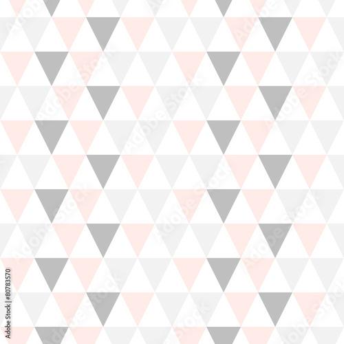 Papier peint pastel geometrique for Markise balkon mit zick zack tapete
