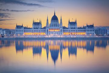 Fotobehang Boedapest Budapest.
