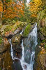 Wall Mural - Gertelbach-Wasserfälle, Bühl