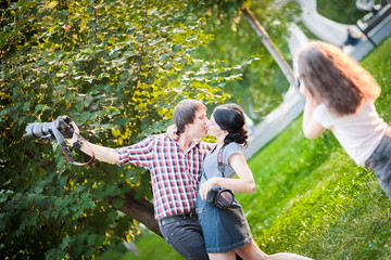 daughter photographers