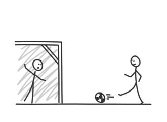 sm fussball spielen I