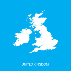 United Kingdom - Map