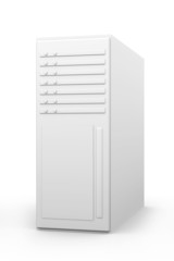 19 Inch Server Tower