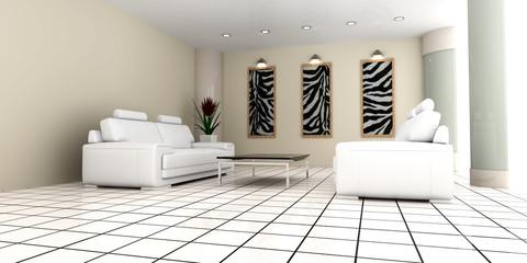 Architecture Interior .