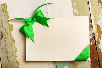 Greeting card for Saint Patrick's Day