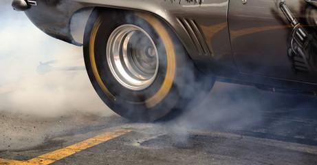 Burn Out Reifen