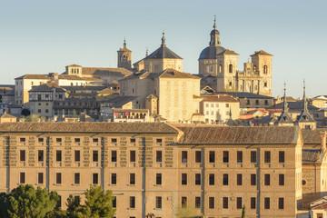 Toledo al atardecer (España)