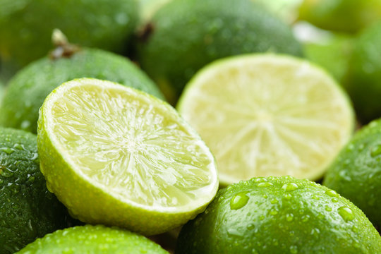 Wet Limes.