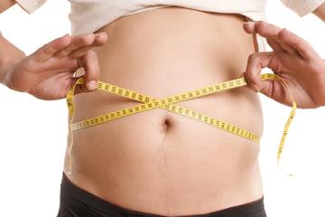 Mann Übergewicht Abnehmen
