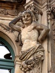 Figur - Dresdner Zwinger