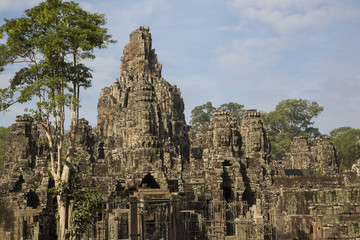 Cambodia, ancient Temple