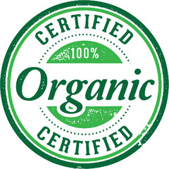 Certified Organic Food Product