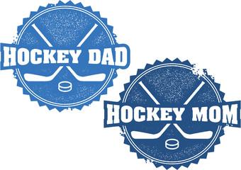 Hockey Mom & Dad