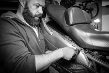 mechanical repairs motorcycle