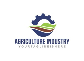 Agriculture Industry - Logo