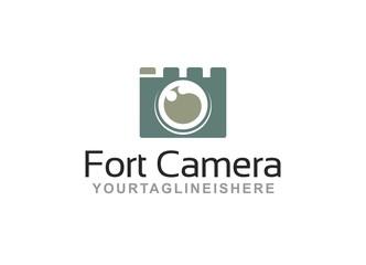 Fort Camera - Logo Template
