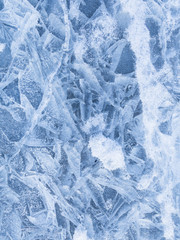 ice crystal patterns