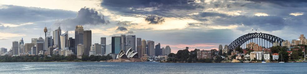 Sydney CBD Cremorne Tele pan