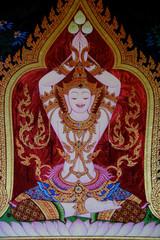 Goddess Painting Art