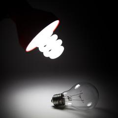 Two Electric Bulbs