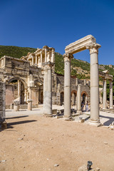 Ephesus. Roman Agora and the Gate of Augustus, IV
