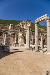 Ephesus. Tetragon Agora and the Gate of Augustus, IV century