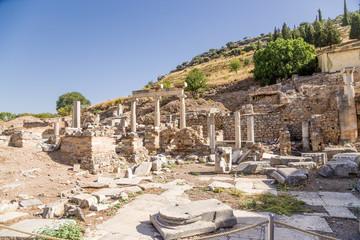 Эфес, Турция. Античные руины (UNESCO tentative list)