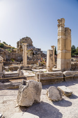 Ancient Ephesus, Turkey. The Ruins. (UNESCO tentative list)
