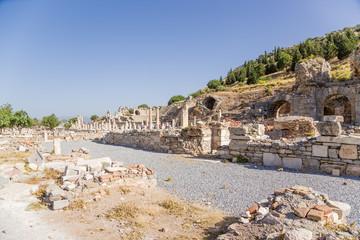 Ancient Ephesus, Turkey. UNESCO tentative list