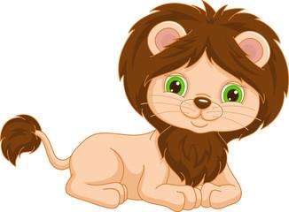 lion lies