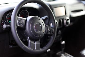 SUV Lenkrad