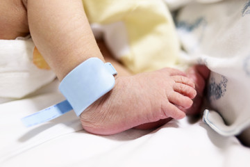 Bracciale identificativo neonato