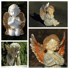 angelic figurines collection