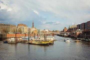 Speicherstadt – Hamburg