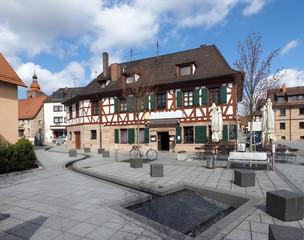 Fachwerkhaus in Zirndorf