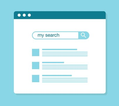 concept of using web search