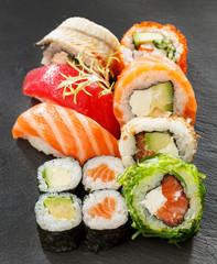 Recess Fitting Sushi bar tasty sushi