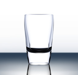 Empty vector glass