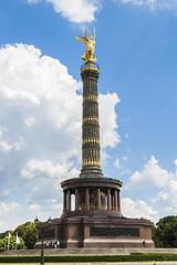 Columna de la Victoria, Berlín. Alemania.
