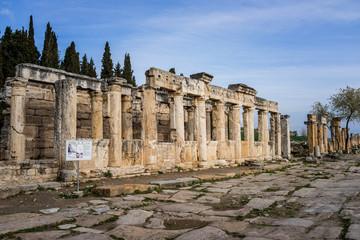 Hierapolis Antik Kenti, Pamukkale