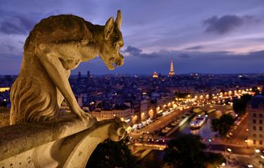 Chimère de Notre-Dame de Paris