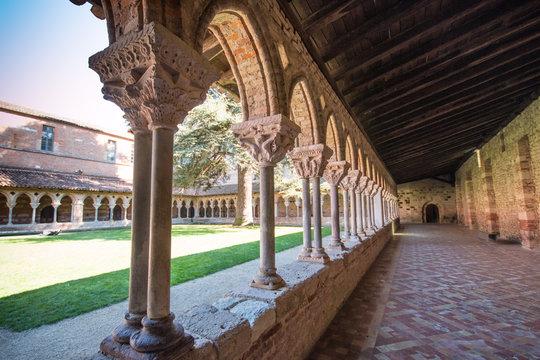 Abbaye de Moissac, France