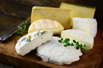 Milchprodukt Käse