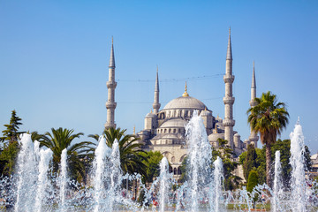 Sultan Ahmed Mosque (Blue Mosque), Istanbul