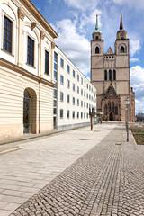 Sankt-Johannis-Kirche Magdeburg