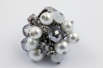 Gioielli, bracciale di perle