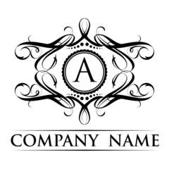 Classic A Royal Logo